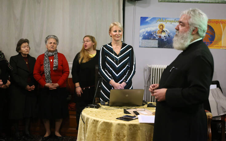 Βύρωνας:Η Νατάσα Παζαΐτη Μίλησε σε εκδήλωση για τον καρκίνο του μαστού