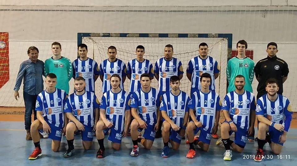 Handball:Σεριφάτο Αιγίου-Δόξα Βύρωνος 26-38