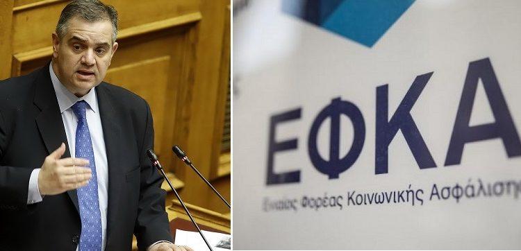 Βασίλης Σπανάκης :Ζήτησε την ίδρυση νέων υποκαταστημάτων ΕΦΚΑ σε Αργυρούπολη και Μοσχάτο